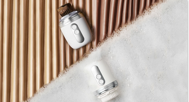 Clarisonic Launches Its First-Ever Sonic Foundation Brush