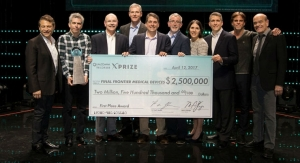 Winners Announced for Qualcomm Tricorder XPRIZE