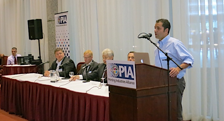 PIA prepares for Digital Printing Think Tank Two