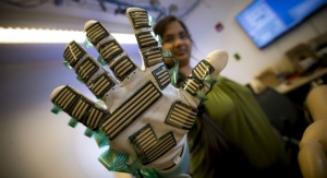 Sensor-Filled Glove Enables Doctors to Measure Muscle Stiffness