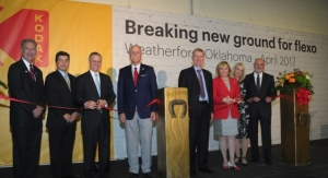 Kodak breaks new ground for flexo growth in Oklahoma