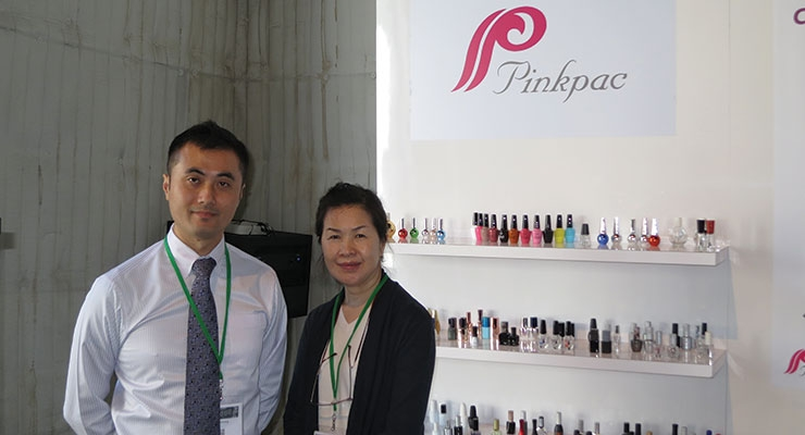 MakeUp in LA: Pinkpac: Thomas Hwang, Sophia Chang