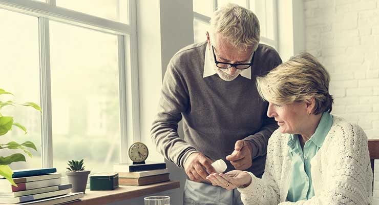 Healthy Aging: Targeting Older Consumers