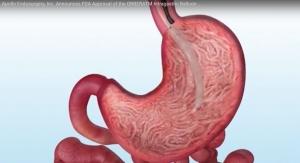 FDA OKs Nonsurgical Obesity Device from Apollo Endosurgery