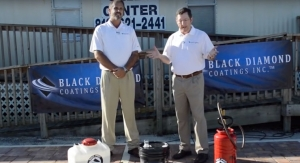 Black Diamond Coatings Releases Video Highlighting Simplicity, Benefits of Hardscape Sealers
