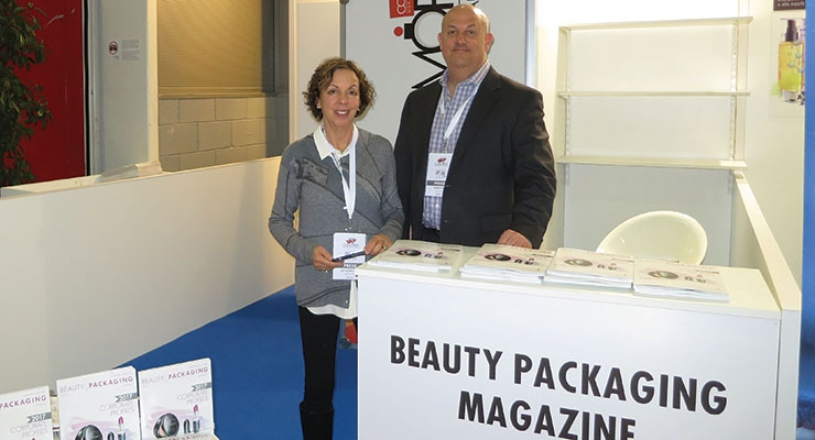 Beauty Packaging team