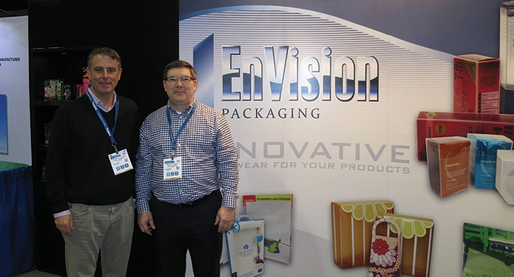 EnVision: Andy Armanino (L), Earl Guinter