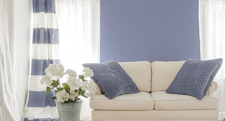 Violet Verbena named 2017 Color of the Year by PPG Paints.