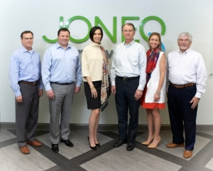 Jones Forms Board of Directors