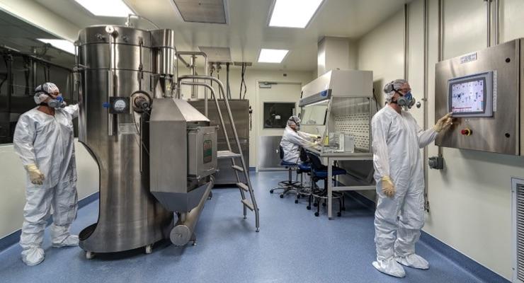 Pharmatek Adds cGMP Spray Drying Capacity