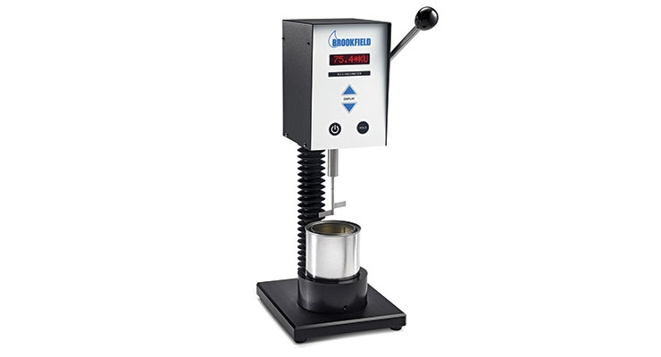 The New Brookfield KU-3 Viscometer