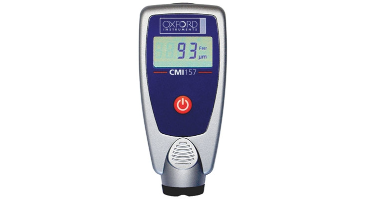 CMI155 & CMI157 Coating Thickness Gage
