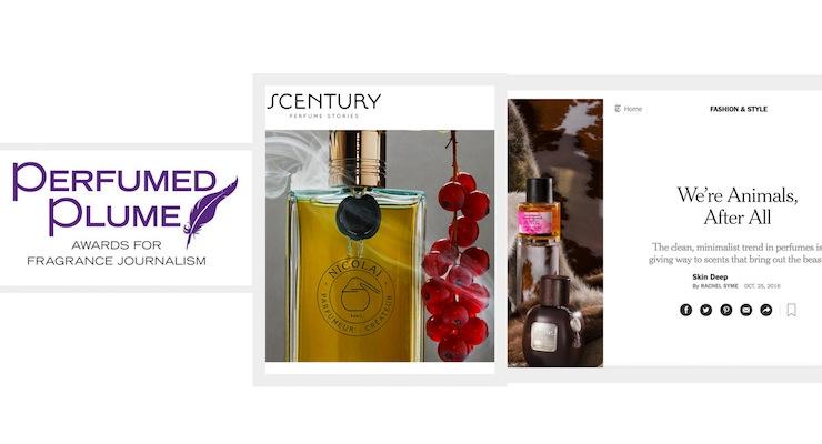 Perfumed Plume Names 2017 Winners