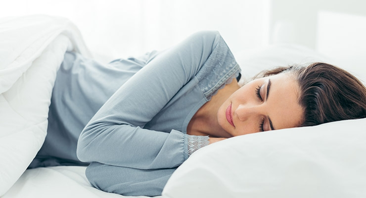 Getting Ahead of the Curve: Sleep