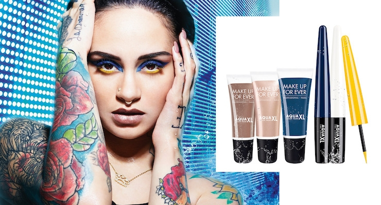 Make Up For Ever Launches
