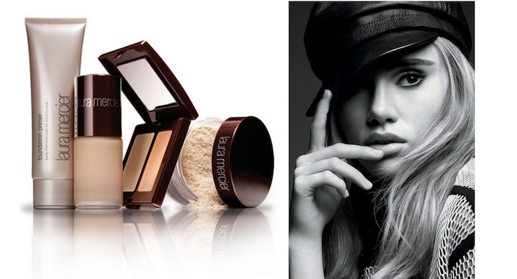 Shiseido Canada Promotes Latest Acquisition, Laura Mercier Cosmetics