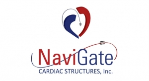 NaviGate Cardiac Structures Reports Implants First Heterotopic Transcatheter Tricuspid Valved Stent