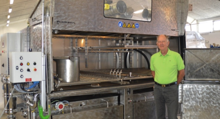 Flexo Wash celebrates 25 years in business