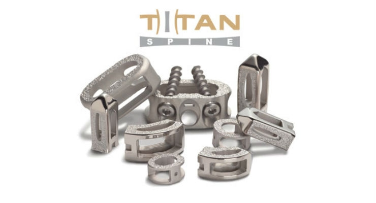 Titan Spine Appoints VP of Professional Development