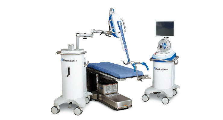 FDA Clears Medrobotics
