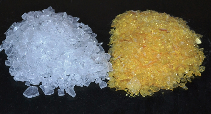 The Changing Nature of the Resin Market