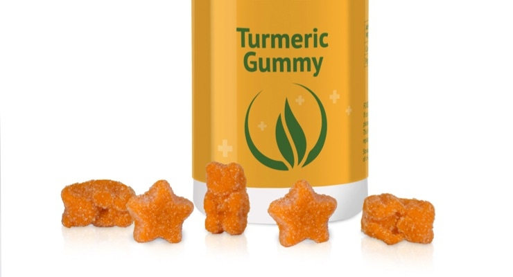 Anlit Launches Vegetarian Curcumin Gummy