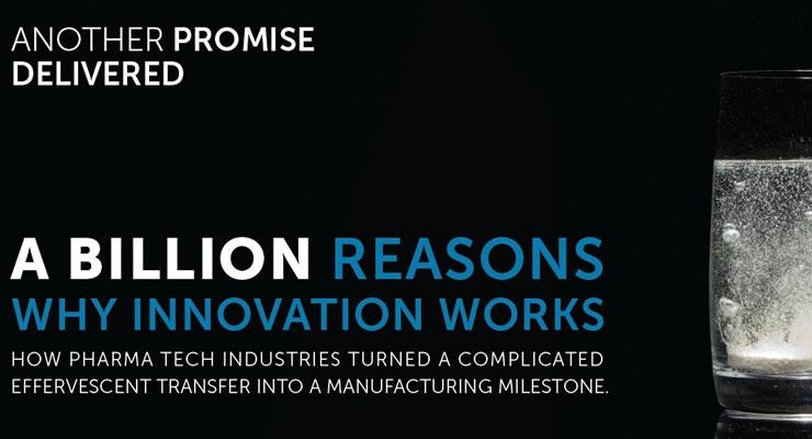 A Billion Reasons Why Innovation Works