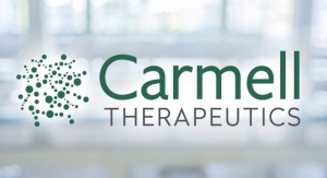 Carmell Therapeutics Expands Mfg. Capabilities