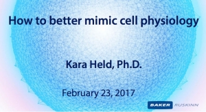 How to Better Mimic Cell Physiology