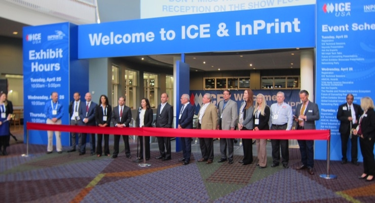 ICE USA and InPrint USA 2017