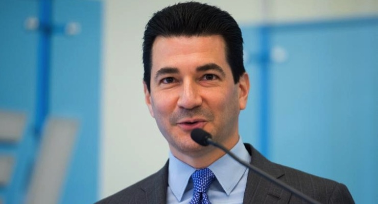 Gottlieb Confirmed to Lead FDA