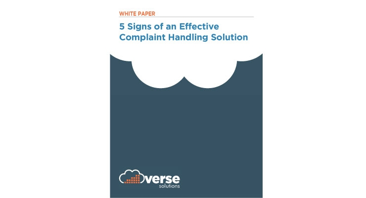5 Signs of an Effective Complaint Handling Solution