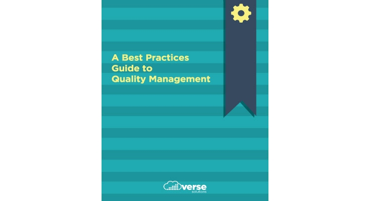 A Best Practices Guide to Quality Management