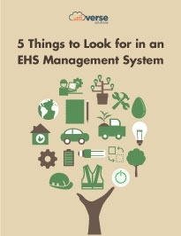 5 Things to Look for in an EHS Management System