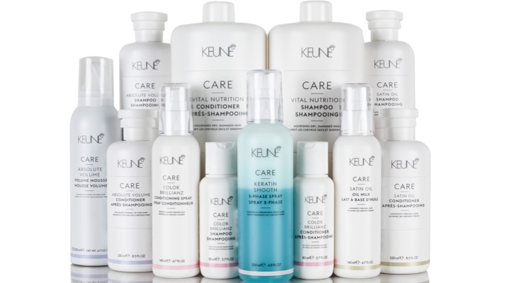 Keune To Relaunch 'Care' Range