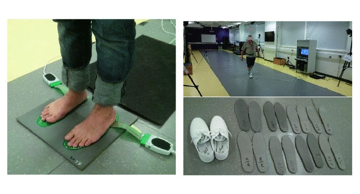 Stiffer Soles Make Diabetic Patients More Comfortable
