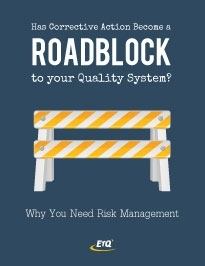 Beyond CAPA: Using Risk Assessment to Streamline your Quality System