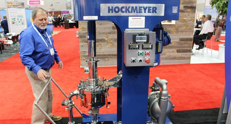 NexGen Vacuum Recirculation Milling Technology