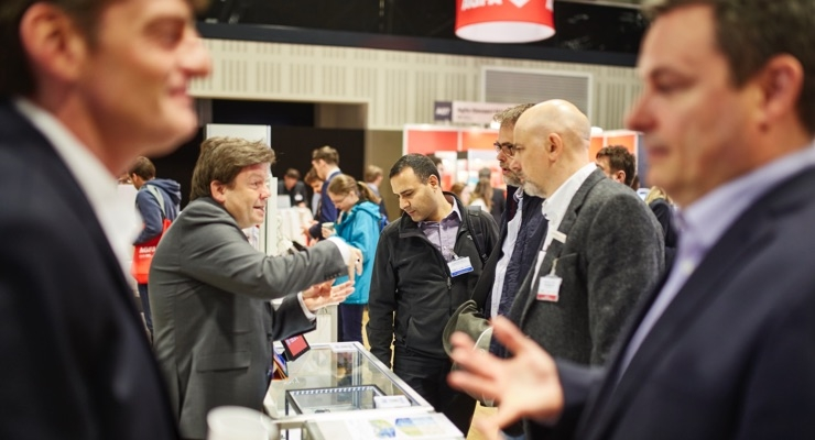 Scenes from PE Europe 2017