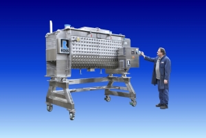 Ross Introduces Ribbon Blenders for Specialty Applications