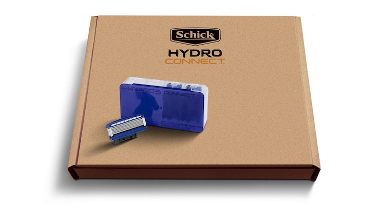 Schick Now Ships Razors Direct-To-Consumers