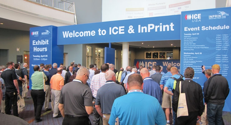 ICE USA and InPrint USA Post-Show Report