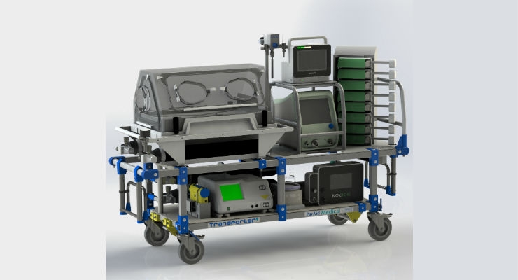 New Stretcher to Prevent Baby Deaths in Ambulances