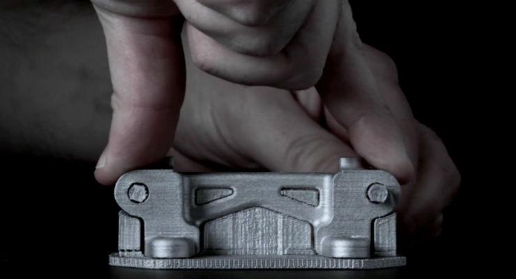 Partnership to Offer Accessible Metal 3D Printing