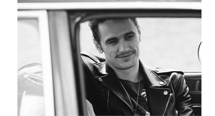 James Franco Is The Face of Coach For Men