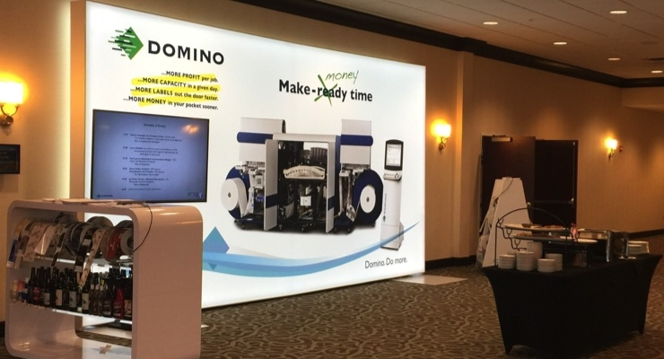 Learning to 'do more' at Domino's Digital Printing Spectrum 2017