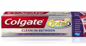 Colgate Rolls Out New Total Clean-In-Between Toothpaste