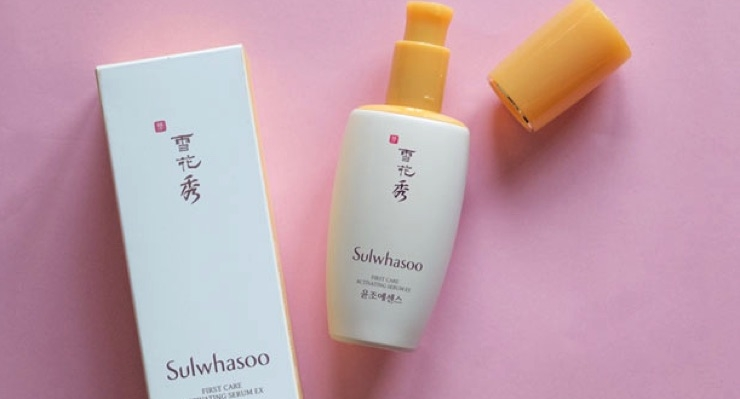Sulwhasoo Store Set to Open at Galeries Lafayette