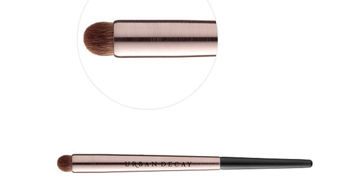 Urban Decay's Finger Brush is the ultimate blend of form and function for concealer application.