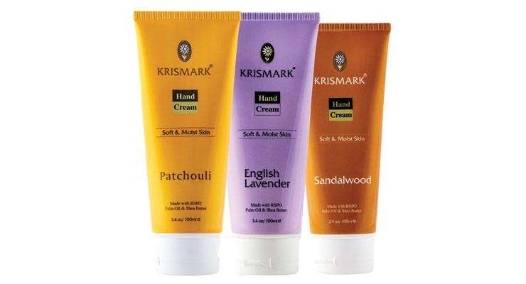 Krismark Adds Hand Creams